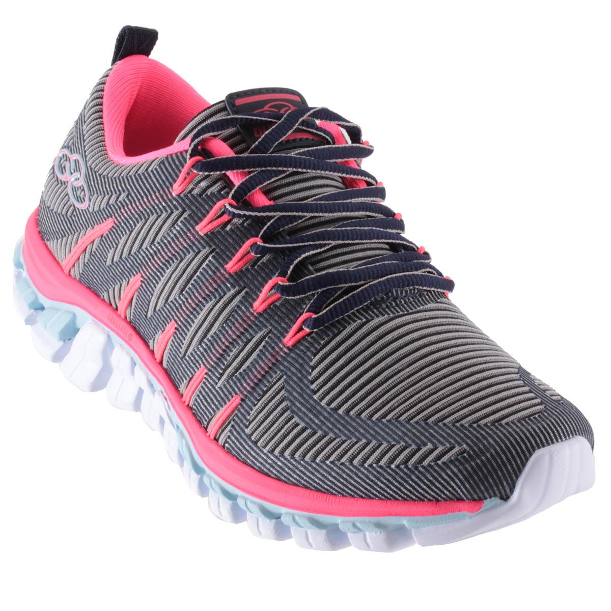 Tênis Olympikus Style Feminino Caminhada Corrida Lindo 298
