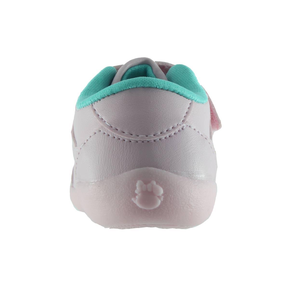 Tênis Pé Com Pé Menina Casual Guty Infantil Velcro 28081
