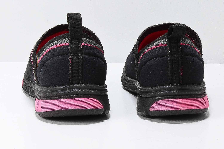 Tênis Pé com Pé Menina Runner Calce Fácil Elástico 71012