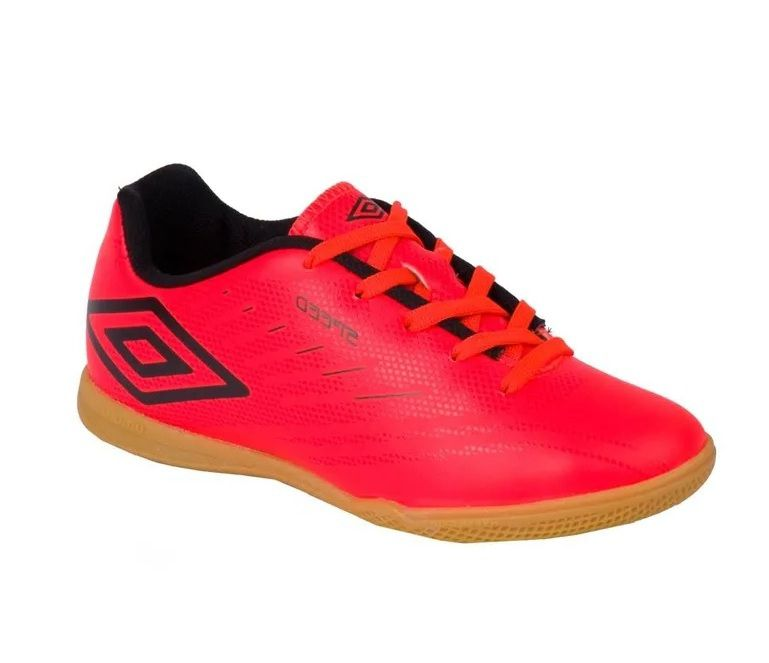 Tênis Umbro Speed IV JR Infantil Chuteira Futsal  0F82053