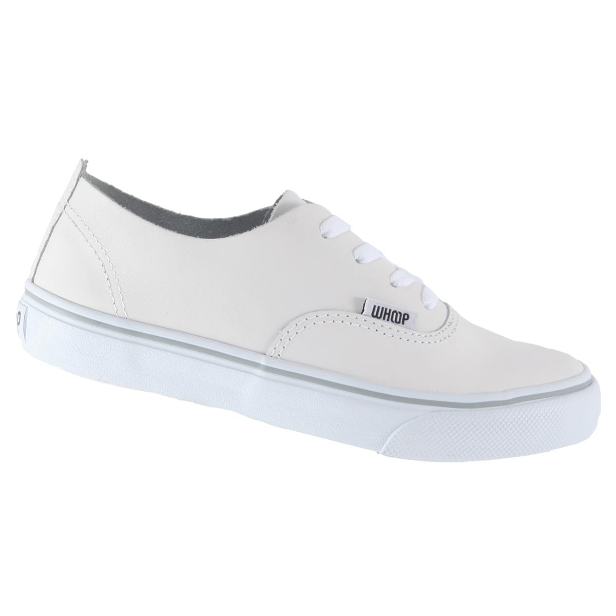 Tênis Whoop By Ramarim Unissex Casual Couro W7523