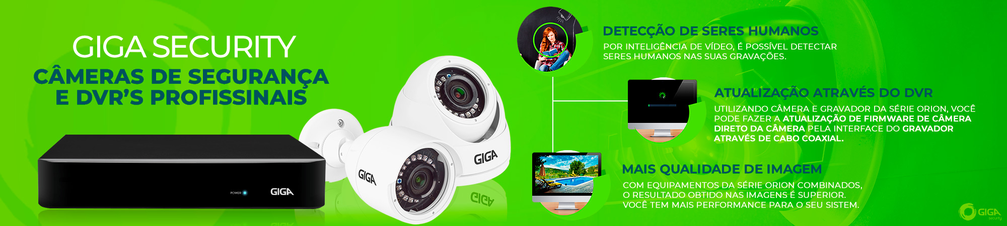 DVR's Giga Security