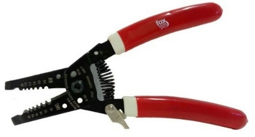 Alicate decapador de fios Fox Tools  - Esferatronic Comercio e Distribuição