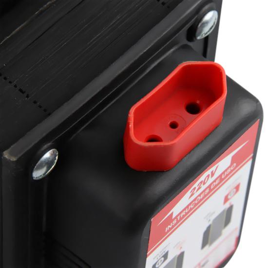 Auto Transformador automático 300VA Bivolt 110/220 E 220/110 - marca MM  - Esferatronic Comercio e Distribuição