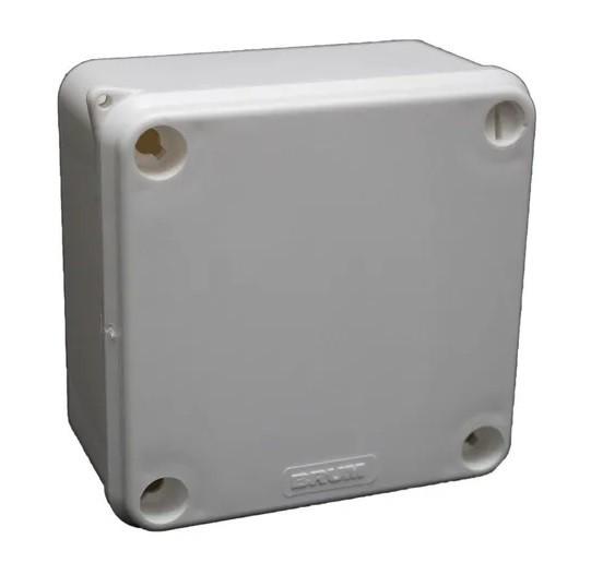 Caixa de passagem proteção e derivação de conectores de câmeras - Brum
