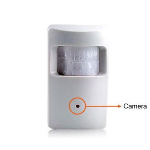 câmera camuflada sensor de presença HD 720p 4 em 1 hibrida