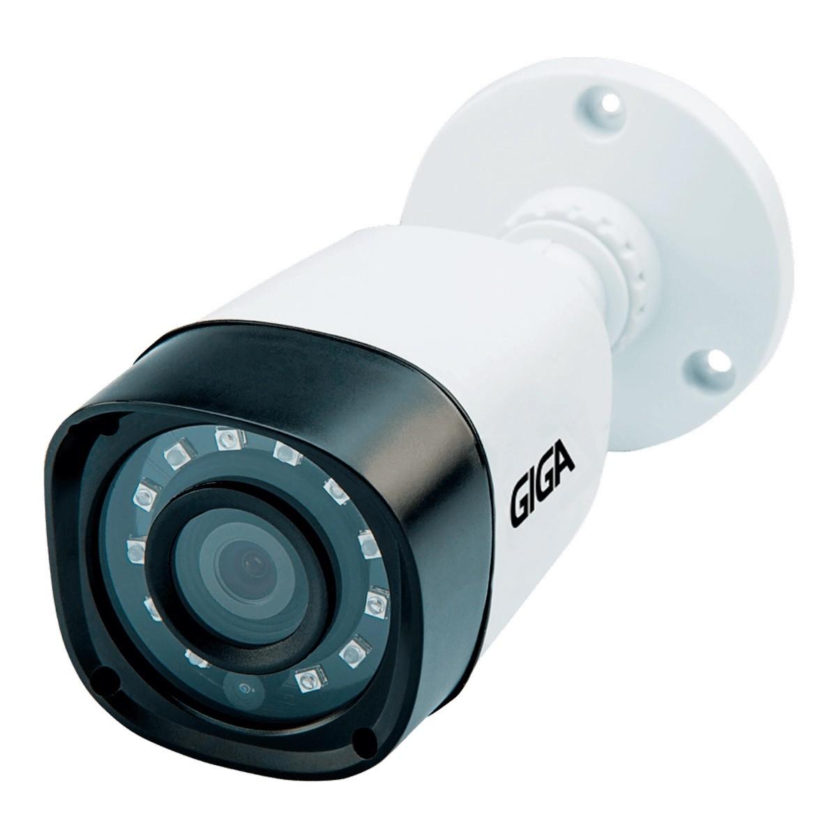 Câmera de segurança Bullet Giga Full HD 1080p Orion Infra 20M 3,6mm IP66 GS0271