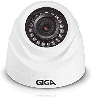 Câmera de segurança Dome Giga Full HD 1080p Orion Infra 20M 3,6mm IP66 GS0270