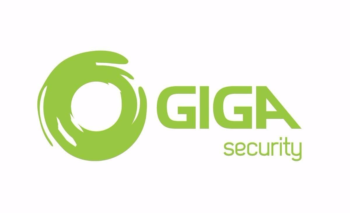 Câmera de Segurança Giga Bullet Ultra HD 2K 4 Megapixels infra 30m Open HD 4mm ip66 GS0042