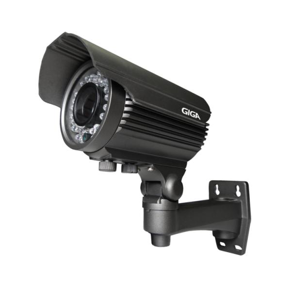 Câmera de Segurança Giga Sony Exmor Full HD 1080p 4 em 1 Visão Noturna 50 metros Varifocal 2.8 mm a 12 mm GS0033