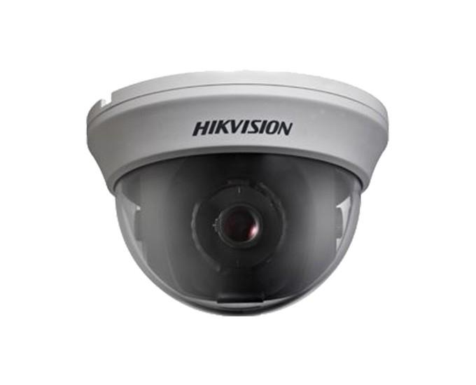 Câmera Dome 3,6 mm Analógica 600L 1/4″ DS-2CC5132N – Hikvision
