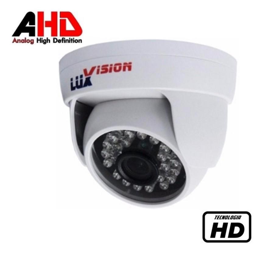 Câmera Dome Infravermelho AHD 720p Luxvision LVC5110DN  2,8mm