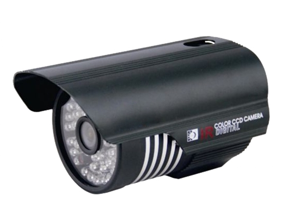 Câmera infra 36 leds ccd sony 1/3 480 linhas 3,6mm 40 metros - Showtec