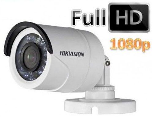Câmera Infra Bullet Turbo Hdtvi 2mp 1080p Hikvision Lente 3,6mm  - Esferatronic Comercio e Distribuição