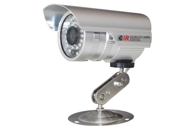 Câmera infra CCD sony 1/3 480 Linhas 3,6mm - Penttaxy