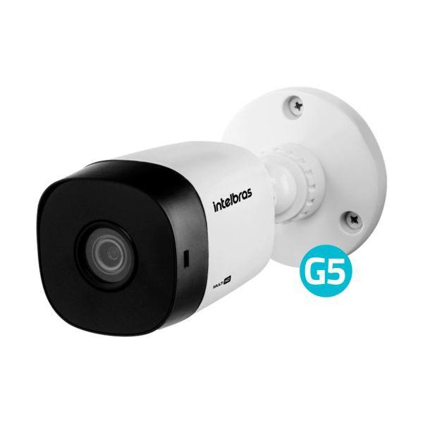 Câmera Intelbras Bullet Infra Mult HD 720p VHD 1120B 3.6mm G5