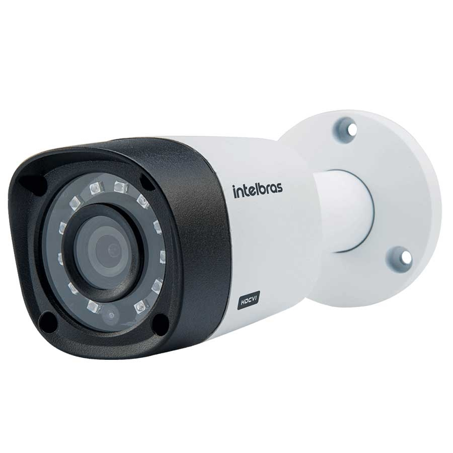 Câmera Intelbras Bullet Multi HD Vhd 3120B 720p 2,8mm G3