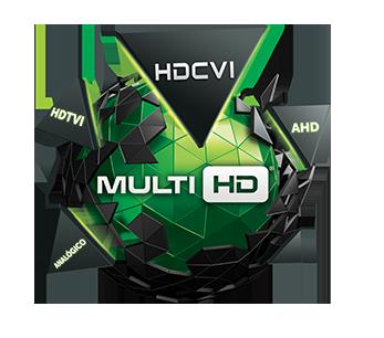 Câmera Intelbras Dome Infra Mult HD 720p VHD 1010D G5 3.6mm