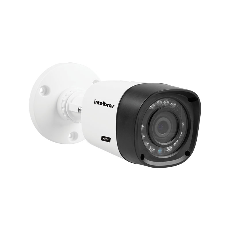 Câmera Intelbras Infra Hdcvi 720p Hd Vhd 1010b 3,6mm 10 M