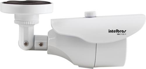 Câmera Intelbras Infravermelho Analog + AHD 720p Vm 3120 IR G3