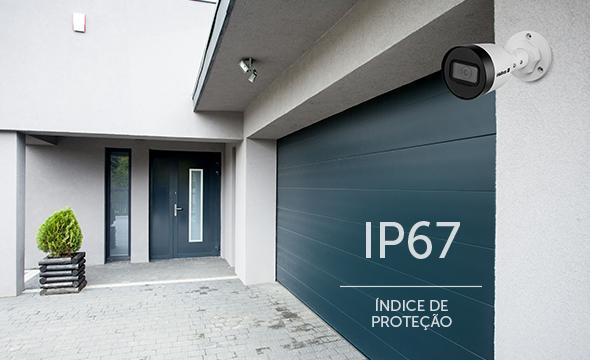 Câmera IP Intelbras VIP 1020 B G2 HD 720p PoE 3,6mm Infravermelho 20 metros