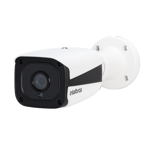 Câmera IP Intelbras VIP 1120 Bullet 1 MP Infravermelho 20 metros