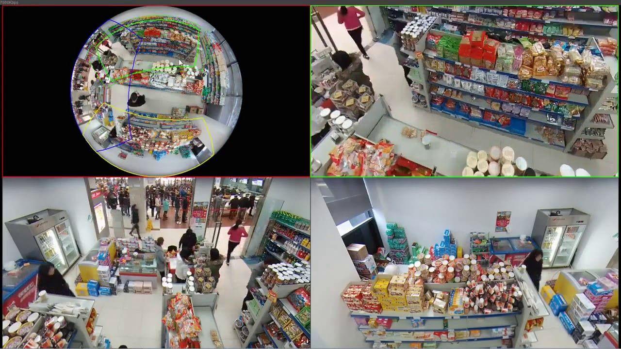 Câmera IP Lampada led panorâmica 360° 3D wifi 1.3mp VR CAM  - Esferatronic Comercio e Distribuição