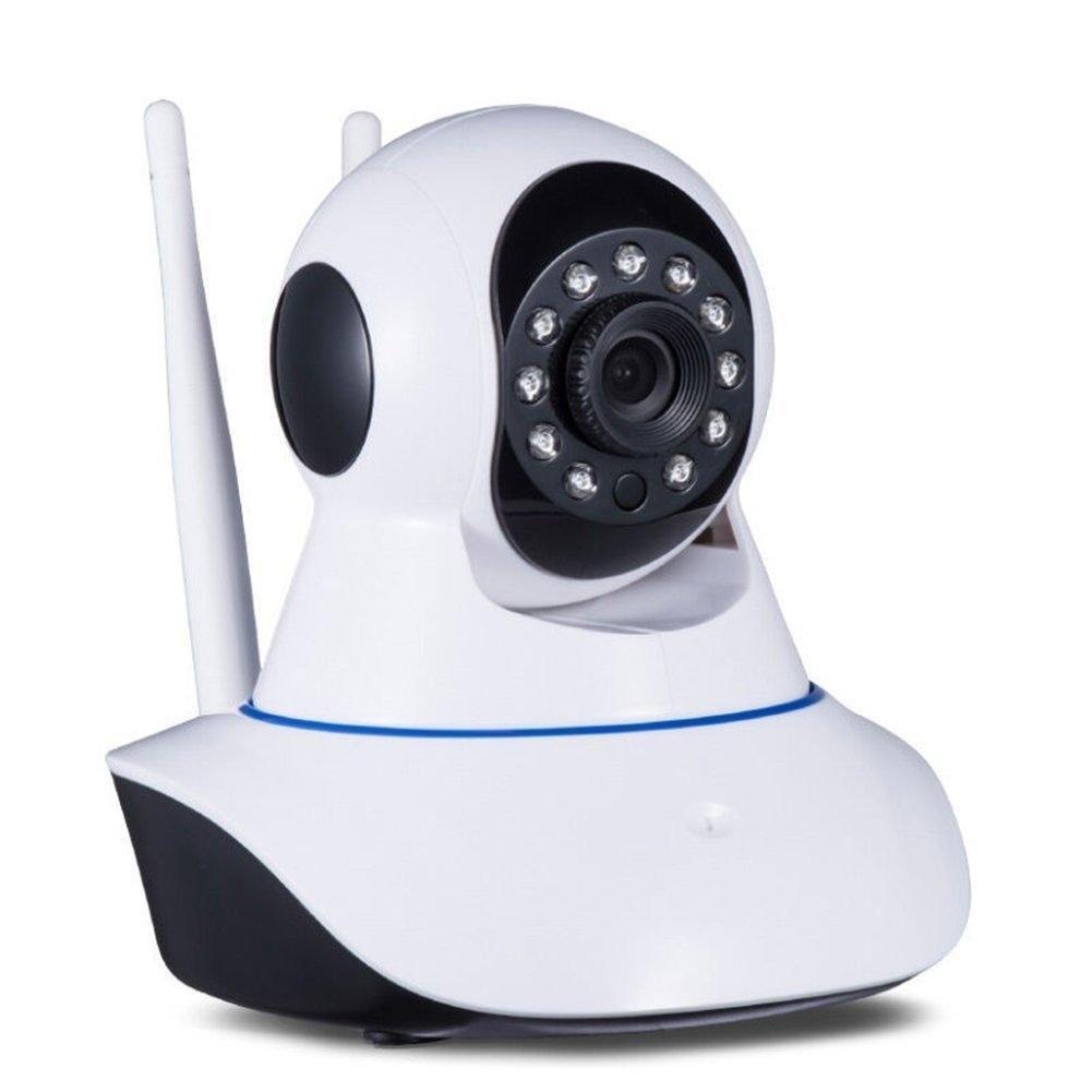 Câmera Ip Ptz 1.3mp 720p Hd Wireless Wifi Audio Sd P2p  - Esferatronic Comercio e Distribuição