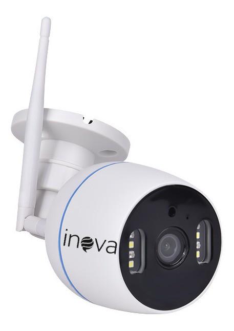 Câmera IP Wifi Full HD 2MP Infra 20m - Onvif, Metal, Uso interno CAM-5705