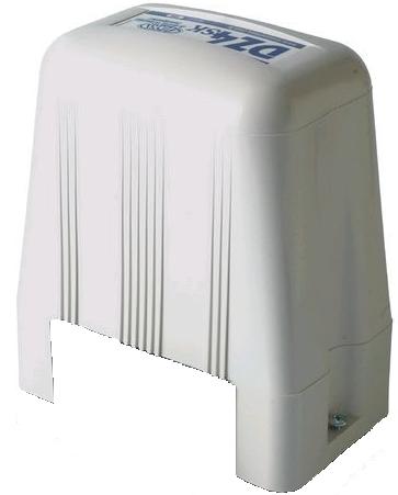 Capa/carenagem para motor DZ4 - Rossi  - Esferatronic Comercio e Distribuição