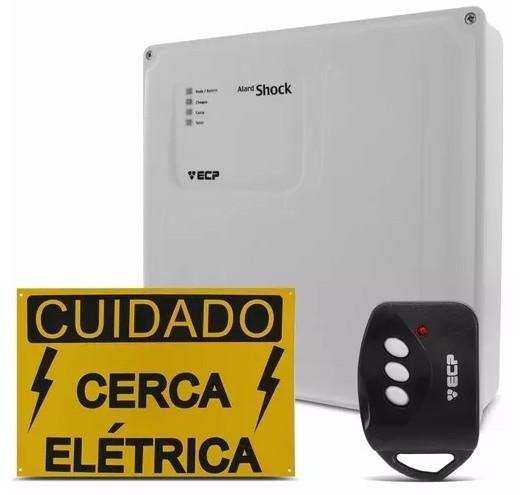Central de cerca elétrica Alard Shock control ECP