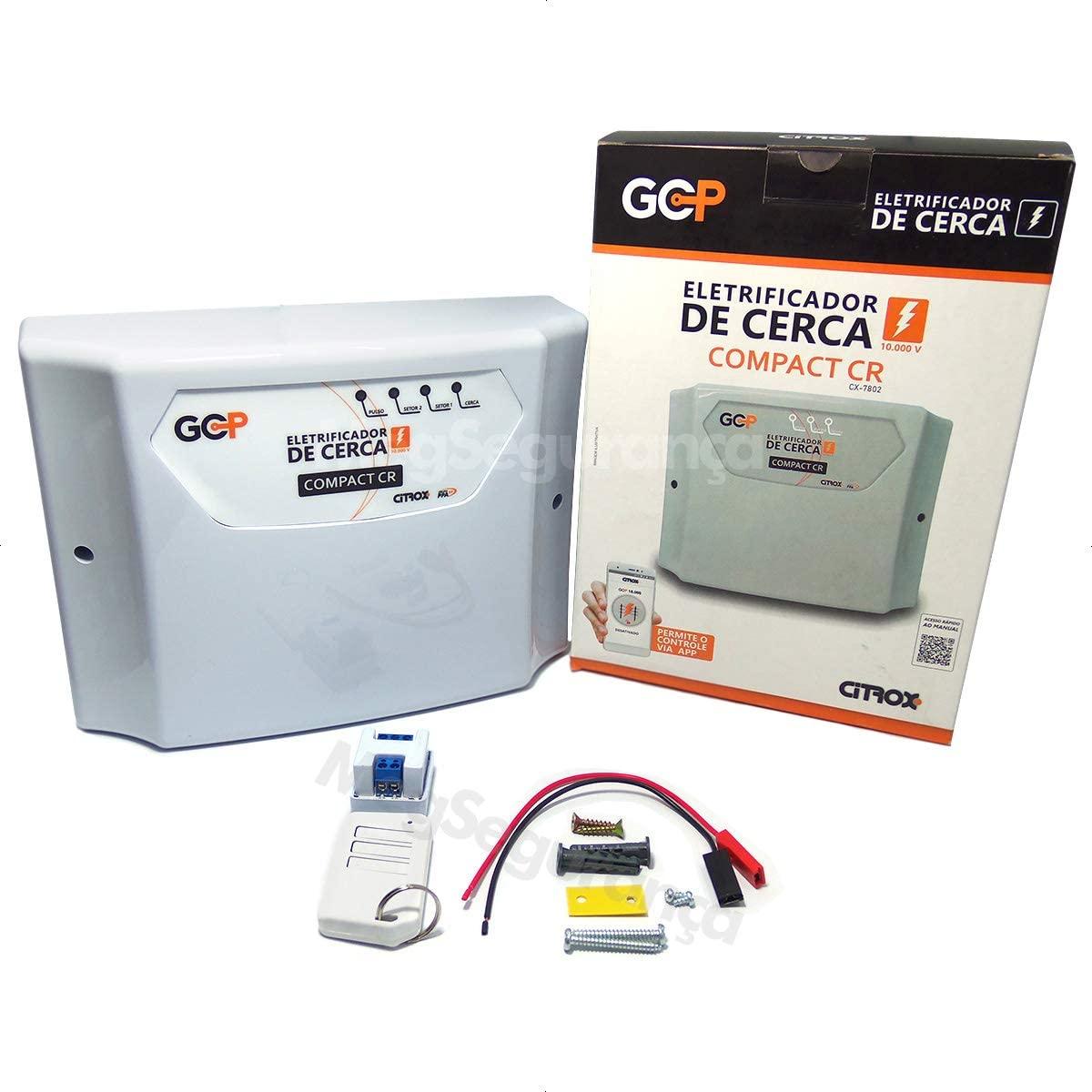 Central de cerca elétrica GCP 10.000 Compact CR - Citrox