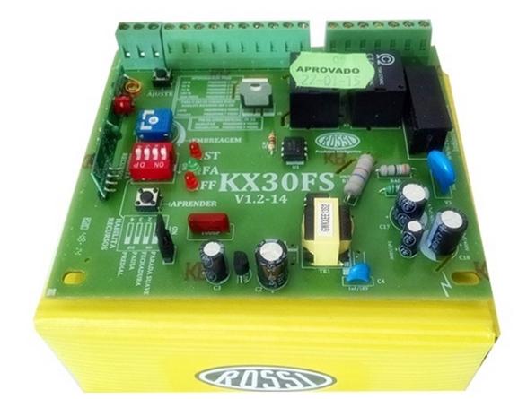 Central de comando eletrônica para motor Rossi KX-30FS Bivolt