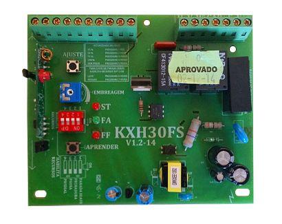 Central de comando eletrônica para motor Rossi KXH-30FS Bivolt  - Esferatronic Comercio e Distribuição