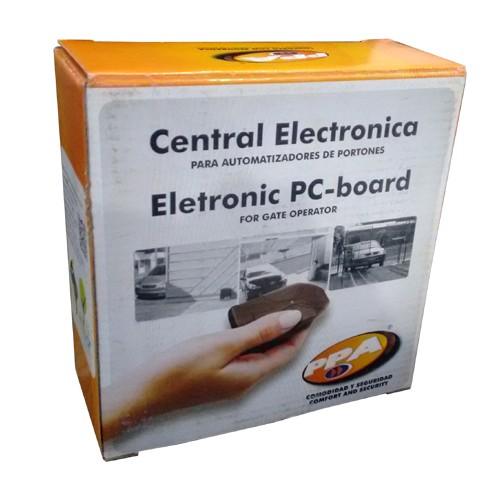 Central de comando eletrônica Triflex Conect Hibrida bivolt - PPA  - Esferatronic Comercio e Distribuição