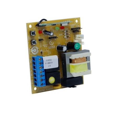 Central placa de comando eletrônica Classic FIT com trafo A00881 - GAREN
