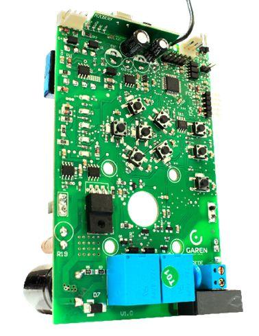 Central placa de comando eletrônica NIID A05034 - GAREN