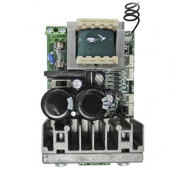 Conjunto automatizador portão de correr DZ Home Jetflex Facility 1/4 hp PPA Ultra Rápido