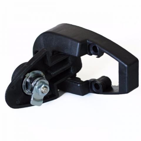 Conjunto destravamento DZ3 e DZ4 c/ cilindro e chave - Rossi