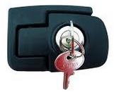 Conjunto destravamento Dz nano c/ cilindro e chave - Rossi