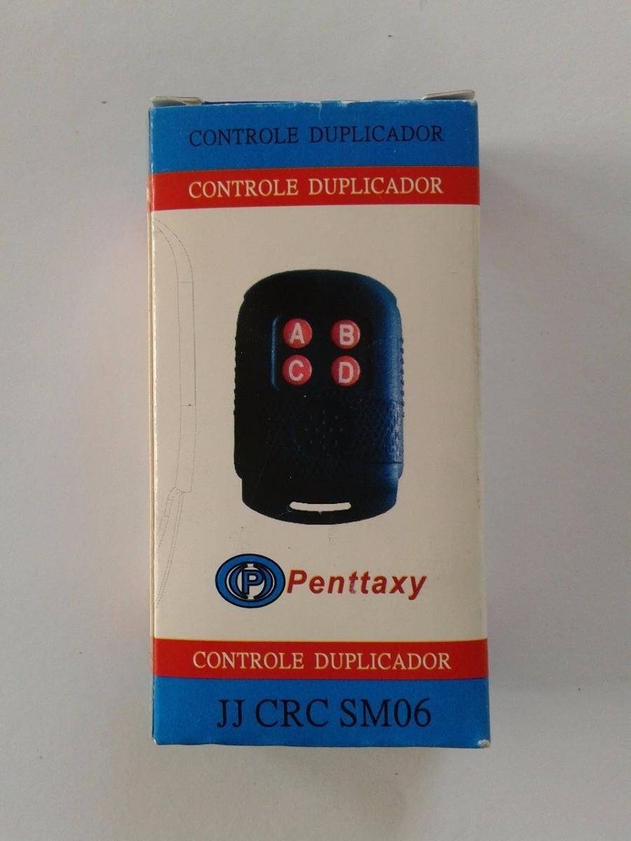Controle Copiador Duplicador Regravável 433mhz Penttaxy