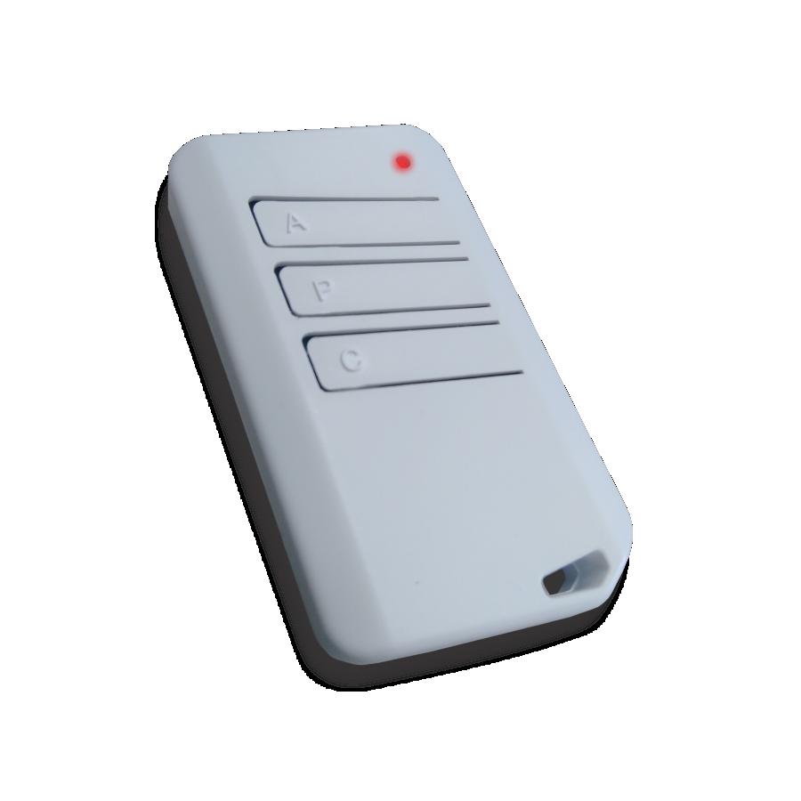 Controle remoto TX SLIM 433,92Mhz Citrox