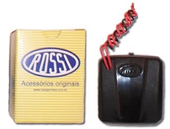 Controle Tx-car 433 Mhz Rolling code para carro (farol) - Rossi