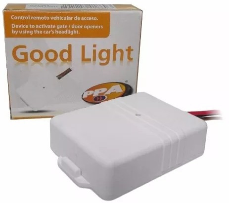 Controle Tx-car Good Light 433 Mhz para carro (farol) - PPA