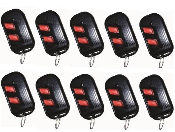 Copiador P/ Controle Remoto Ideal + 10 Controles Regraváveis