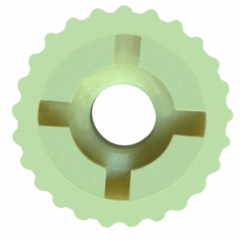 Coroa / Engrenagem nylon interna Z25 p/ deslizante Unisystem