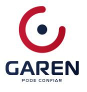 Cremalheira para motor de portão eletrônico Garen