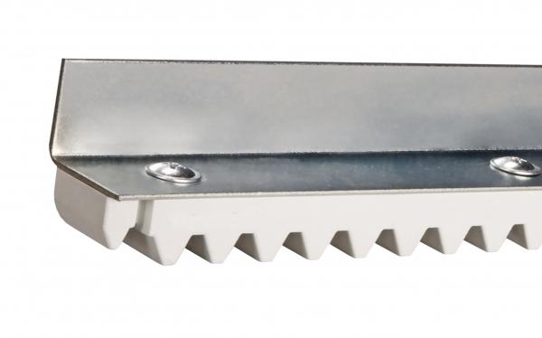 Cremalheira para motor de portão eletrônico Semi-industrial Unisystem