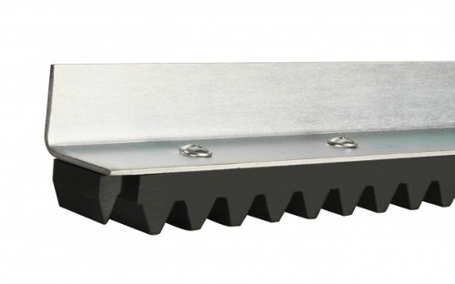 Cremalheira para motor de portão eletrônicol  Dz3 e Nano Turbo - Rossi  - Esferatronic Comercio e Distribuição