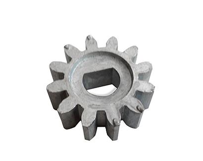 Engrenagem metalica externa para motores Rossi Dz3 e Dz4  - Esferatronic Comercio e Distribuição